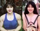 """9x Đồng Nai xinh đẹp sở hữu thân hình lực sĩ gây """"sốt"""" mạng"""
