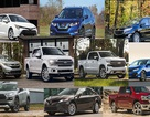 Top 10 mẫu xe bán nhiều nhất nước Mỹ năm 2018
