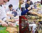 Hà Yến tham dự triển lãm Food&Hotel Hà Nội 2018