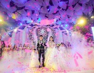 """Đám cưới """"khủng"""" ở Thái Nguyên: Trang trí hết 3 tỷ, mời Đan Trường đến hát"""