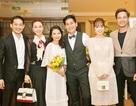 Ngân Khánh sánh đôi chồng đến chúc mừng đạo diễn Lê Minh kết hôn