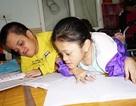 Cổ tích hai anh em nằm học chữ