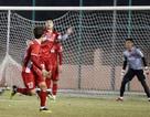 Đội tuyển Việt Nam tăng khối lượng tập luyện tại Qatar