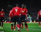 Man Utd 4-1 Bournemouth: Pogba tỏa sáng rực rỡ