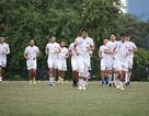 Tới Mỹ Đình, Philippines chỉ có 16 cầu thủ ra sân tập