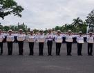 Học viện Hải quân khen thưởng chiến sĩ ứng cứu dân do lở núi