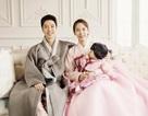 Cặp tình nhân bị ghét nhất Hàn Quốc năm 2017 khoe ảnh gia đình hạnh phúc hiếm hoi