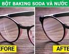 Chữa lành mắt kính bị xước với những công thức cực kỳ đơn giản
