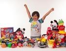 Cậu bé 7 tuổi kiếm 22 triệu USD mỗi năm nhờ đam mê đồ chơi
