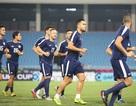 Đội tuyển Philippines tập kín ở Mỹ Đình, chờ quyết đấu Việt Nam