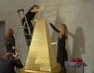 """Hé lộ số vàng """"khủng"""" để làm cây thông đắt nhất châu Âu"""