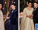 Hoa hậu thế giới và chồng trẻ tiếp tục tổ chức tiệc cưới ở New Delhi