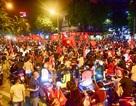 Hơn 1.000 cảnh sát đảm bảo an ninh trận bán kết lượt về trên sân Mỹ Đình