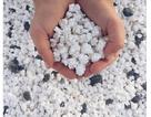 """Độc lạ: Bãi biển với cát trắng hình """"bỏng ngô"""" khiến giới trẻ """"đi quên lối về"""""""