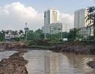 20.000 hộ dân Hà Nội thiếu nước sạch do vỡ đường ống