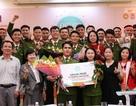Học viện Cảnh sát giành giải Quán quân Olympic tiếng Anh chuyên toàn quốc