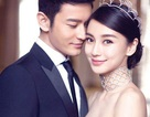 Angelababy, Huỳnh Hiểu Minh phản bác tin đồn ly hôn