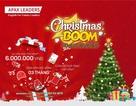 Ưu đãi lớn mừng Giáng sinh vui tại Apax Leaders