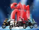 Chương trình khuyến mại lớn nhất năm 2018 cho các dòng xe máy Honda