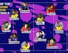 Đội hình tiêu biểu bán kết AFF Cup 2018: Việt Nam góp 4 cầu thủ