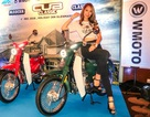 Hãng xe Malaysia ra xe máy giống hệt Honda Super Cub