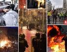 """Làn sóng biểu tình """"Áo vàng"""" lan từ Pháp sang các nước châu Âu"""
