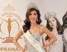 Minh Tú đoạt giải Hoa hậu Siêu quốc gia châu Á 2018