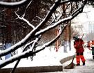 Công nhân vệ sinh Trung Quốc chết khi làm việc nhiều giờ trong giá rét