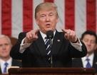 Phe Dân chủ, Cộng hòa lộ rõ mâu thuẫn trong bài phát biểu của ông Trump