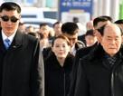 """Em gái ông Kim Jong-un gây """"sốt"""" ở Hàn Quốc"""