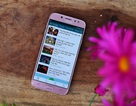 Đánh giá Samsung Galaxy J7 Pro màu hồng cho phái đẹp trong ngày Valentine