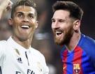 Bất ngờ phát hiện con trai Messi có tên giống… C.Ronaldo