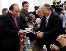Thủ tướng chúc Tết cán bộ hưu trí ở quê nhà Quảng Nam