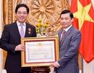 Đại sứ Trung Quốc tại Việt Nam được tặng Huân chương Hữu nghị