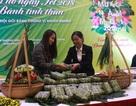 Tập đoàn Mường Thanh gói hơn 2.000 bánh chưng tặng Tết người nghèo