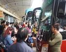 Hà Nội: Hàng vạn người đổ về quê, nhà bến khẳng định không nhồi nhét!