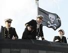 Lá cờ cướp biển bí ẩn trên các tàu ngầm của Hải quân Anh