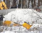 Tìm thấy 1.500 mảnh thi thể nạn nhân vụ rơi máy bay Nga