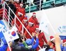 Kỷ luật nhà binh của đội cổ vũ Triều Tiên tại Hàn Quốc