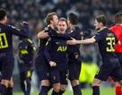 Bị dẫn trước 2 bàn, Tottenham vẫn xuất sắc cầm hòa Juventus