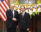Chủ tịch nước điện đàm với Tổng thống Mỹ Donald Trump về Biển Đông