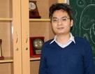 """Tân giáo sư trẻ nhất Việt Nam 35 tuổi trải lòng về """"tình yêu"""" toán học"""