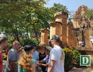Về Nha Trang thăm Tháp bà, xem múa Chăm ngày Tết Mậu Tuất