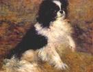 Chân dung những chú chó xuất hiện trong siêu phẩm hội họa