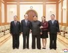 Bức ảnh hiếm hoi ngầm chứa nhiều thông điệp của Triều Tiên