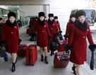 Động thái bất ngờ của đoàn nghệ thuật Triều Tiên khi trở về từ Hàn Quốc