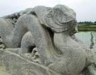 Bí ẩn đôi rồng đá mất đầu ở Thành Nhà Hồ