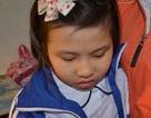 Thương bé gái 9 tuổi hiếu học mắc bệnh ung thư hạch