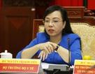 Bộ trưởng Bộ Y tế Nguyễn Thị Kim Tiến đạt tiêu chuẩn giáo sư năm 2017