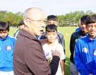 HLV Park Hang Seo săn tìm thêm tài năng cho bóng đá Việt Nam
